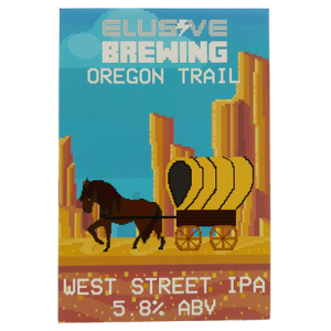 Elusive Brewing Oregon Trail