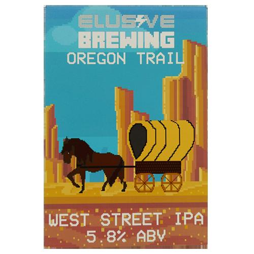 Elusive Brewing Oregon Trail