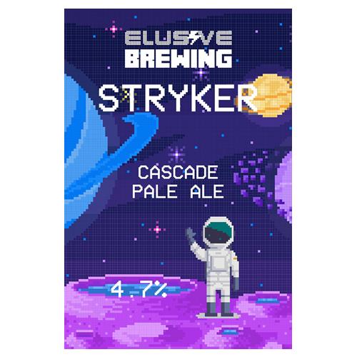 Elusive Brewing Stryker Cascade Pale Ale