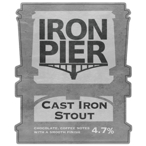 Iron Pier Cast Iron Stout