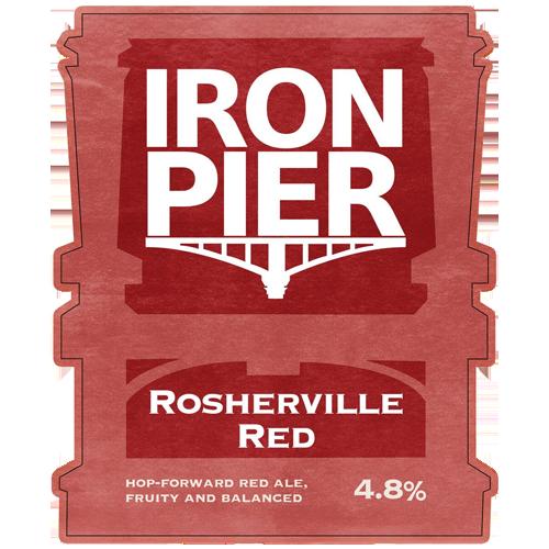 Iron Pier Rosherville Red