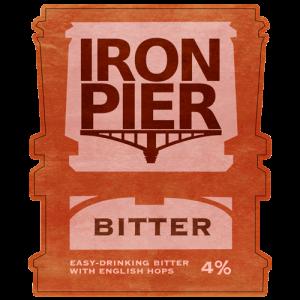 Iron Pier Brewery Bitter