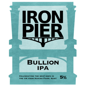 Iron Pier Bullion IPA