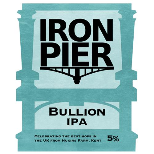 Iron Pier Bullion IPA