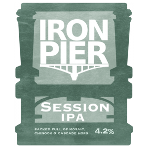 Iron Pier Session IPA