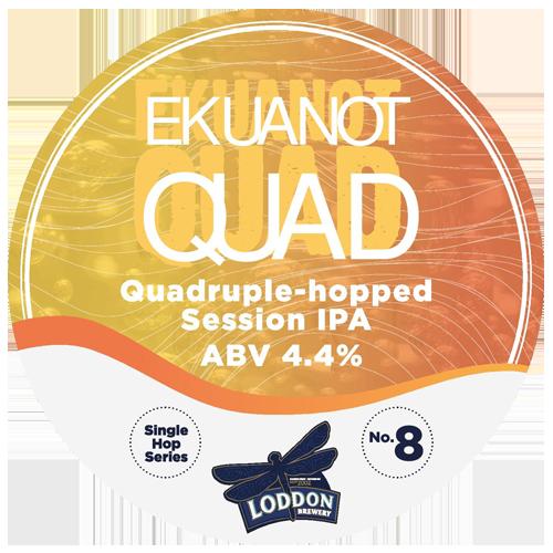 Loddon Brewery Ekuanot Quad