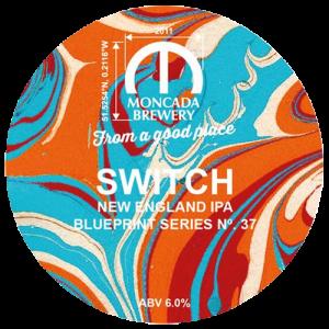Moncada Brewery Switch NEIPA
