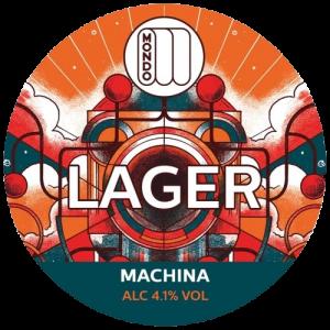 Mondo Brewing Company Machina