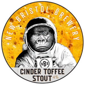 New Bristol Brewery Cinder Toffee Stout