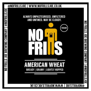 No Frills Joe American Wheat
