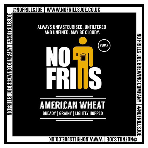 No Frills Joe American Wheat
