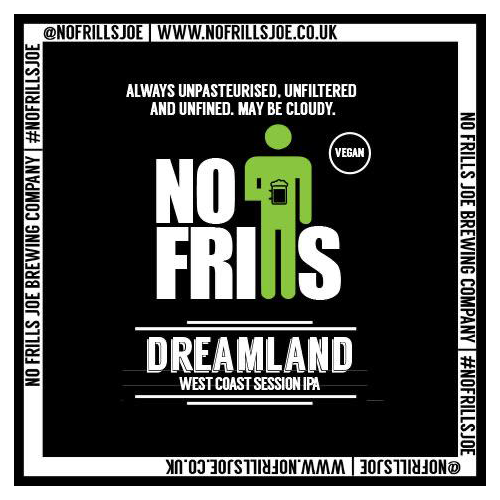 No Frills Joe Dreamland
