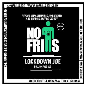 No Frills Joe Lockdoan Joe