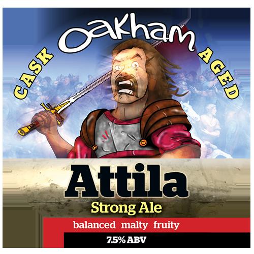 Oakham Ales Attila
