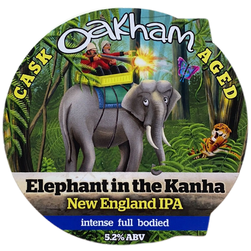 Oakham Ales Elephant In The Kanha