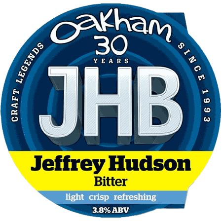 Oakham Ales Jeffrey Hudson Bitter