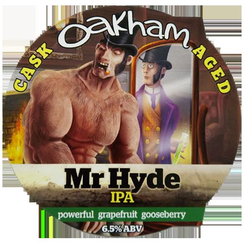 Oakham Ales Mr Hyde