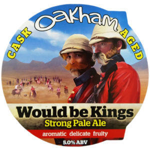 Oakham Ales Would Be Kings