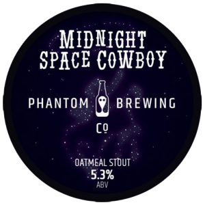 Phantom Brewing Midnight Space Cowboy