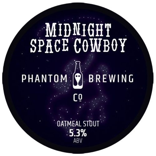 Phantom Brewing Midnight Space Cowboy