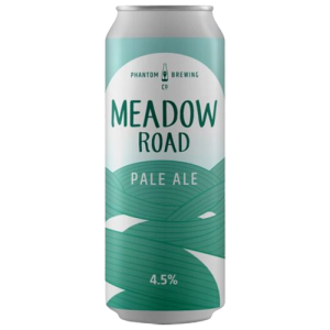 Phantom Brewing Meadow Road Cans