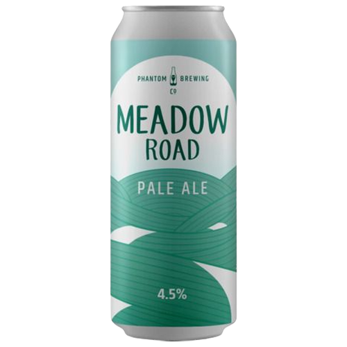Phantom Brewing Meadow Road Cans