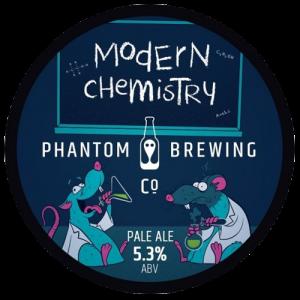 Phantom Brewing Modern Chemistry