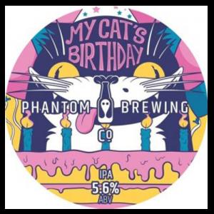 Phantom Brewing My Cat's Birthday