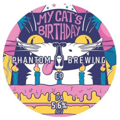 Phantom Brewing My Cat's Birthday