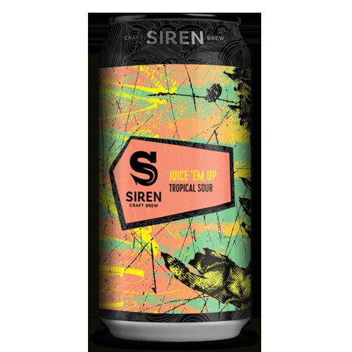 Siren Craft Brew Juice 'Em Up