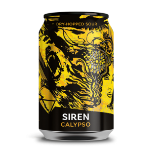 Siren Craft Brew Calypso Cans