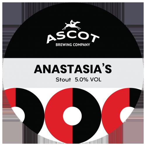 Ascot Brewing Company Anastasia's Stout