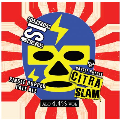 Ascot Brewing Company Citra Slam