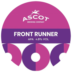 Ascot Brewing Company Front Runner