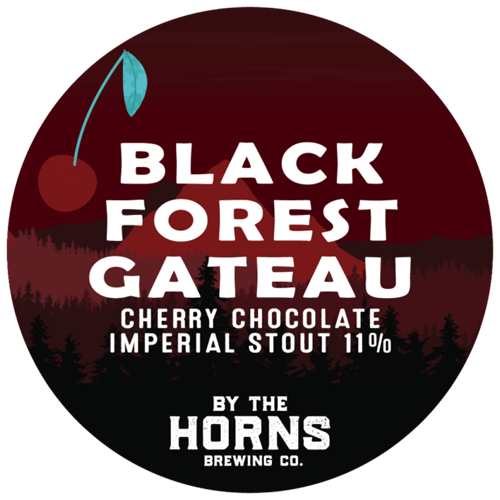 By the Horns Brewing Co. Black Forest Gateau