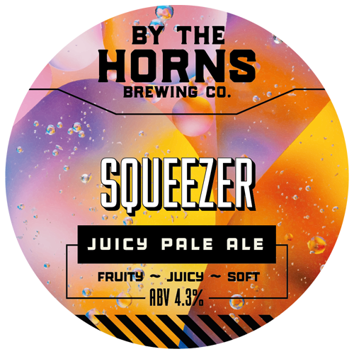 By the Horns Brewing Co. Squeezer