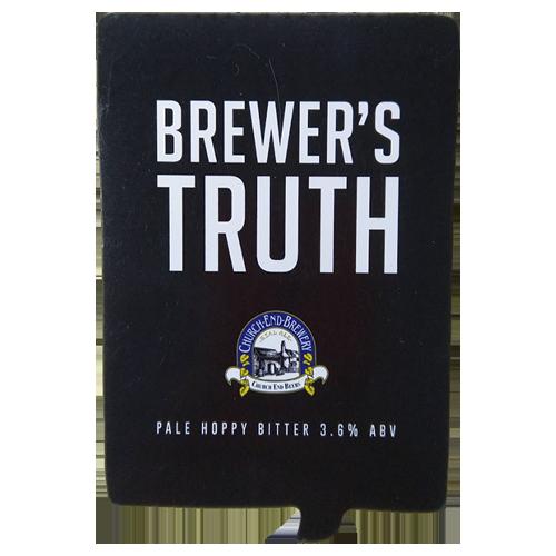 church-end-brewer's-truth