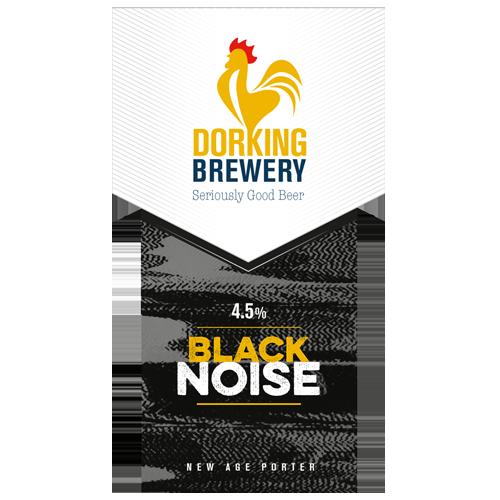 Dorking Brewery Black Noise