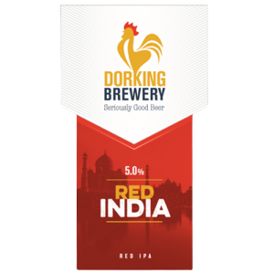 Dorking Brewery Red India
