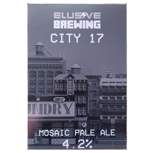Elusive Brewing City 17
