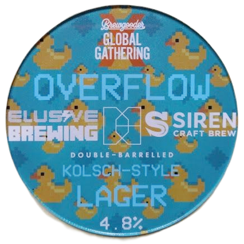 Elusive Brewing Overflow