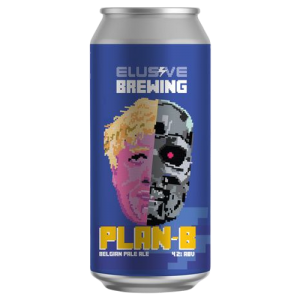 Elusive Brewing Plan B (2020) cans