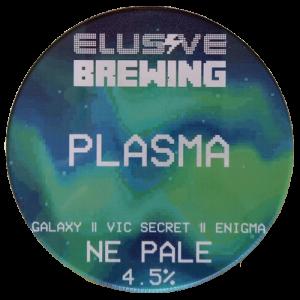 Elusive Brewing Plasma Key Keg
