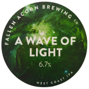 Fallen Acorn Brewing A Wave of Light