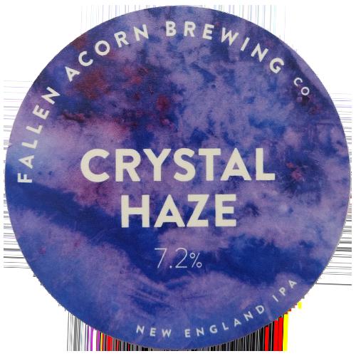 Fallen Acorn Brewing Crystal Haze