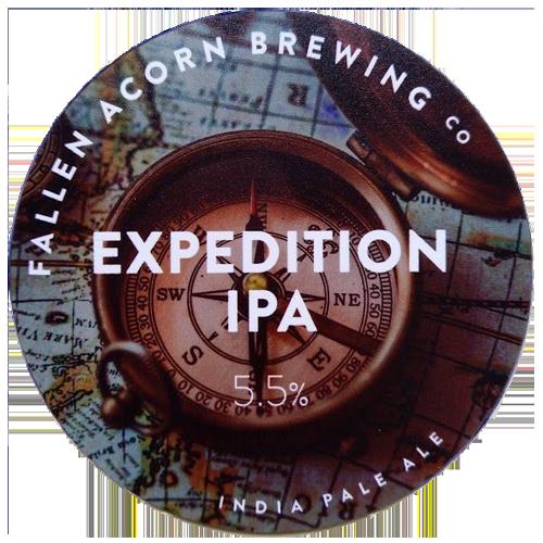 Fallen Acorn Expedition IPA