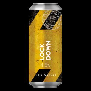 Fallen Acorn Brewery Lockdown Cans