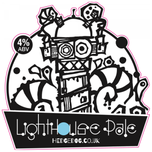 HedgeDog Brewing Lighthouse Pale
