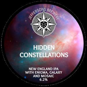Jeffersons Brewery Hidden Constellations