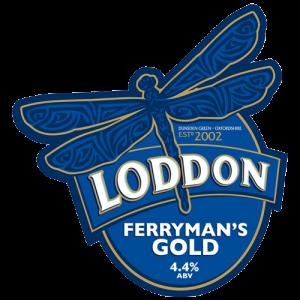 Loddon Brewery Ferryman's Gold